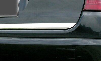 Mercedes CLK W208 Chrom Kofferraum Heckleiste Zierleiste Passgenau Bj 1997-2003