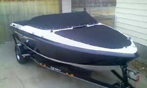2008 BlueWater Venture 19ft Sport/Fishing Boat