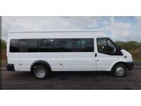 School minibus driver