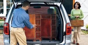 MOVING/DELIVERY/JUNK REMOVAL SERVICE - FLAT RATE $40 ONLY !!! Edmonton Edmonton Area image 2