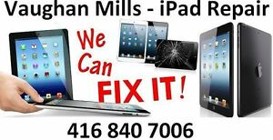 VAUGHAN MILLS STORE - iPAD REPAIR CENTER - ALL MODELS