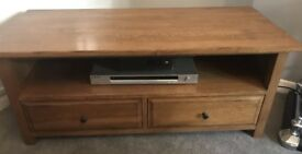 Rutherford Laura Ashley tv unit stand solid
