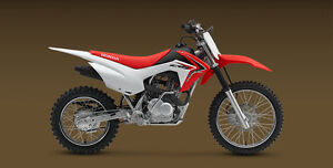 Looking for a 125cc dirt bike for that is a 4 stroke. $600