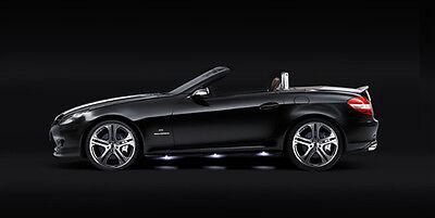 BRABUS Seitenschweller für Mercedes SLK R171