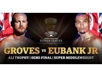 GROVES VS EUBANK JR *CHEAP TICKETS*