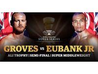 George Groves vs Chris Eubank Jr. World boxing super series Semi Final