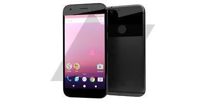 Google Pixel Xl 5 5  32Gb   Quite Black Smartphone Unlocked 9 10 Burn Image