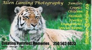 Photographer for hire Prince George British Columbia image 1