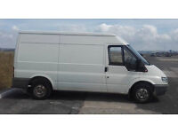 Man with a van - collections, deliveries, light removals