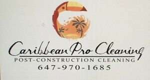 Post Construction/Renovation Cleaning services(All Services Inc)