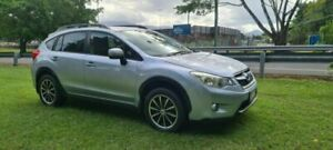 2012 Subaru XV 2.0I Silver Automatic Selespeed Wagon Bungalow Cairns City Preview