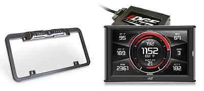EDGE 21502-98202 CTS2 Juice Module & Backup Camera for 06-07 Duramax 6.6L