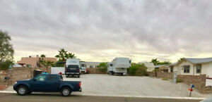 ARIZONA RV LOT RENTAL SNOWBIRDS