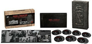 Son of Anarchy - full Series - special edition Box Set