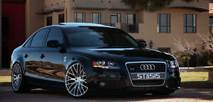 Audi rims/summer high perf tires