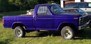 1980 Ford F-150