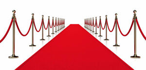 Red Carpet & Gold Stanchion Sale for Special Events Windsor Region Ontario image 1