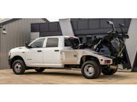 American Dodge Ram 3500 4x4 Spec lift Recovery Truck