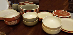 Denby (made in UK) Fire collection dining ware Kitchener / Waterloo Kitchener Area image 6
