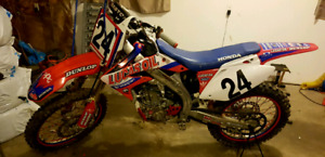 2006 crf450r Rekluse clutch ( ownership, one owner)