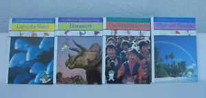 A Child's First Library of Learning ( 11 ) Books in all