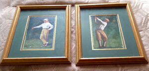 Glen Green Golf Prints