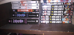 SELLING MANGA COLLECTION (Trading option also available)