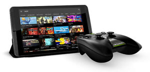 Nvidia SHIELD tablet K1 +controller and case
