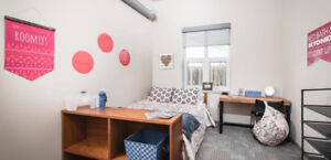 Subletting studenting room for rent