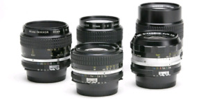 Looking for nikon lenses (old/new)