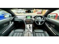 2015 BMW 6 SERIES GRAN COUPE 3.0 640d M Sport Gran Coupe Steptronic 4dr Saloon D