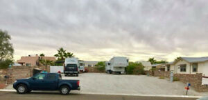 Beautiful RV Lot for rent, perfect for snowbirds