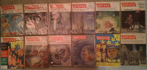 Galaxy Science Fiction: Complete 2-Year Set 1964/65 12 issues