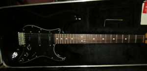 Fender Stratocaster - USA - Rare California Series -OHSC