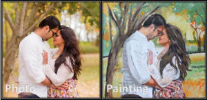 Family Painting Commissions