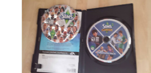 The Sims 3 Deluxe: Base Sims 3 game with the Sims Ambition Expan