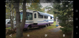 1996 36ft Dolphin Motorhome