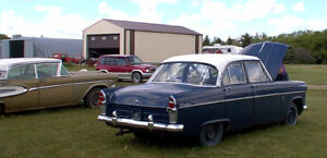 Project Classic 1960 English Ford Zephyr Deluxe Sedan