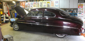 BARN FIND 1949 MERCURY