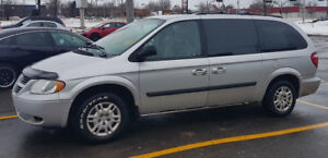 2006 Dodge Grand Caravan Stow&GO