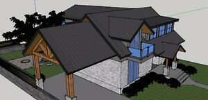 Plans, 3D Design and Permits Services (Residential / Commercial)