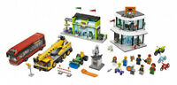 Town Square LEGO Set *(Brand New in the Box!)*