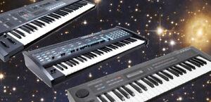 Seeking oddball/underdog keyboards + polysynths