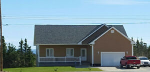 STEPHENVILLE - Bungalow on full walk out basement.