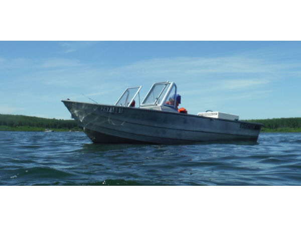Used 1998 Other Marathon Jet boat