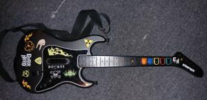 Guitar Hero Kramer Guitar controler