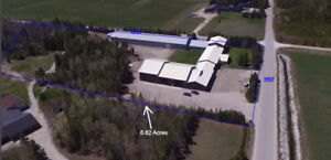38,000 Commercial Building For Sale - Possible GrowUp Location