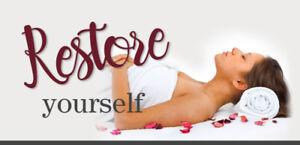 Relaxing massage $ 19
