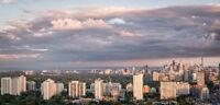 Minto Quantum Tower - 41st Floor South Views! Yonge Eglinton