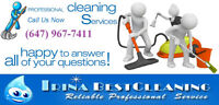 IRINA CLEANING SERVICES